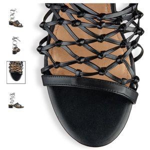 14f8520575b Lord   Taylor Shoes - Lord   Taylor Design Lab Mya Woven Wrap Sandal 8.5